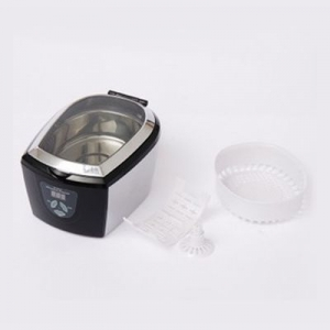 JeKen® 0.75L Ultrasonic Cleaner with CD Cleaning Capability CD-7...