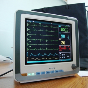 Medical Equipment 12.1 inch 6 Parameters Patient Monitoring/Patient Monitor