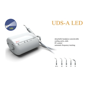 Woodpecker® UDS-A Fiber Optic Ultrasonic Scaler with LED
