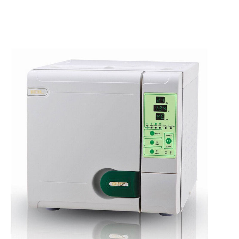 23L Class B Getidy Autoclave Sterilizer Vacuum Drying For Dental Medical Lab JY-23