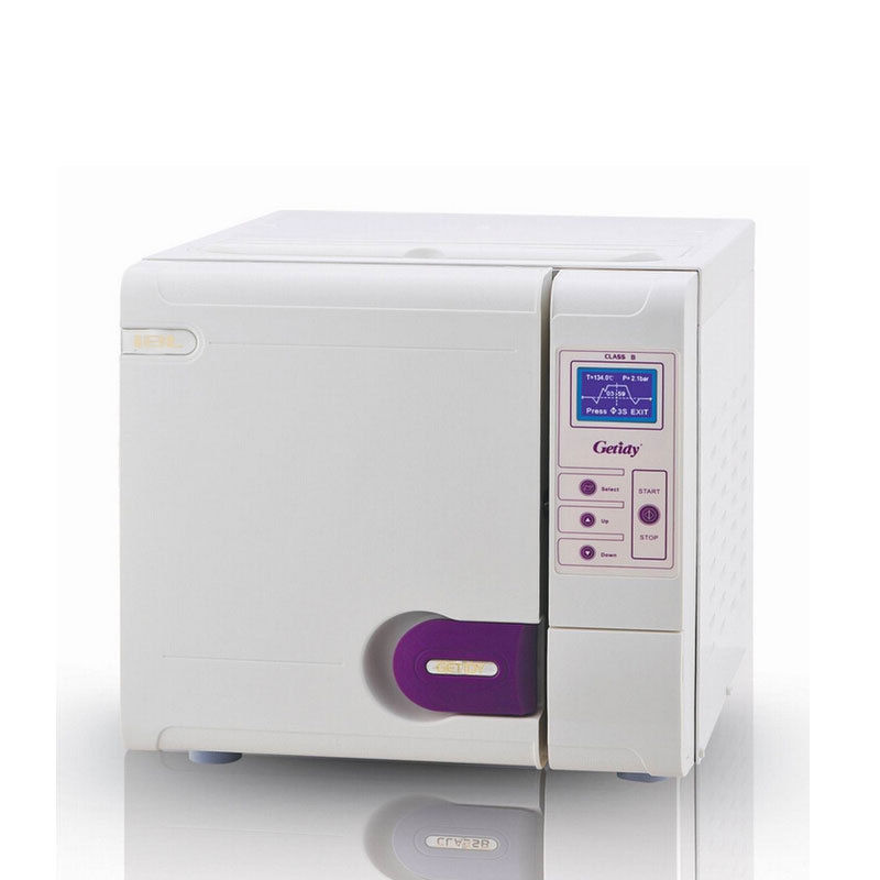 Getidy 18L Dental Steam Autoclave Sterilizer Class B 12 Programs JQ-18