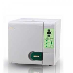 23L Class B Getidy Autoclave Sterilizer Vacuum Drying  Medical Grade For Dental Lab Surgery Beauty Nail Tattoo Salon
