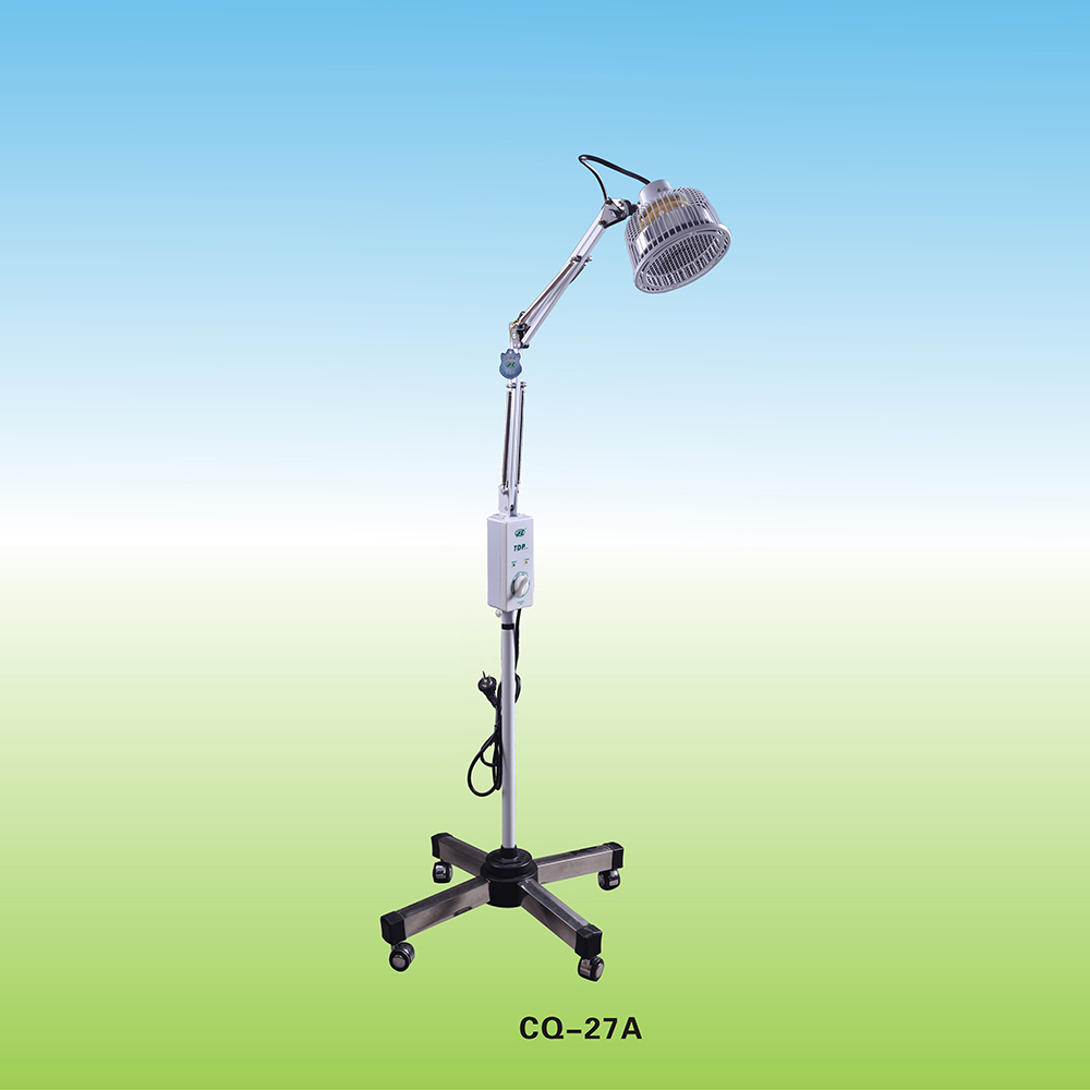 TDP Lamp Floor Standing Heat Adjustable Arthritis Pain Relief Treatment