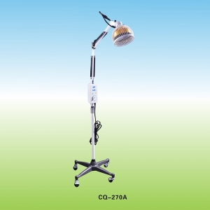TDP Lamp Floor Standing Type Infrared Heat Indepentent Head Adjustable CE FDA