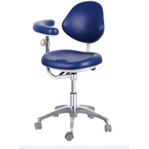 Dental Medical Dr's Stools Assistant's Stools With Adjustable As...