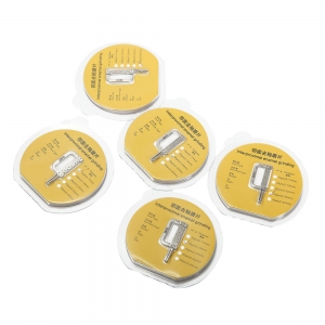 5 Pieces Dental Orthodontic IPR Automatic Strips