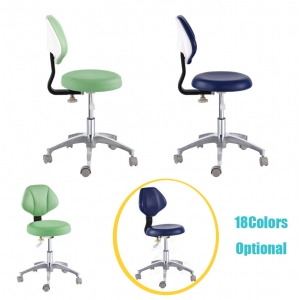 Dental Medical DR'S Stools Doctors Stools Office Adjustable Mobi...