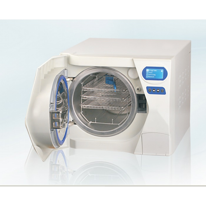 14L Class N Vacuum Steam Autoclave Sterilizer No Printer