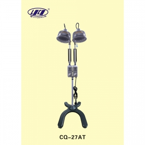 Floor Standing TDP Lamp Infrared Heat Lamp Two Head 230W*2 Miner...