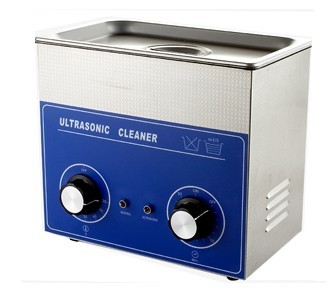 JeKen Ultrasonic Cleaner 3.2L with Trimer and Heater PS-20 For Dental Clinic Lab Jewelry Family with Basket