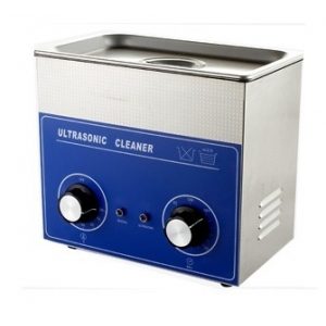 JeKen Ultrasonic Cleaner 3.2L with Trimer and Heater PS-20 For D...