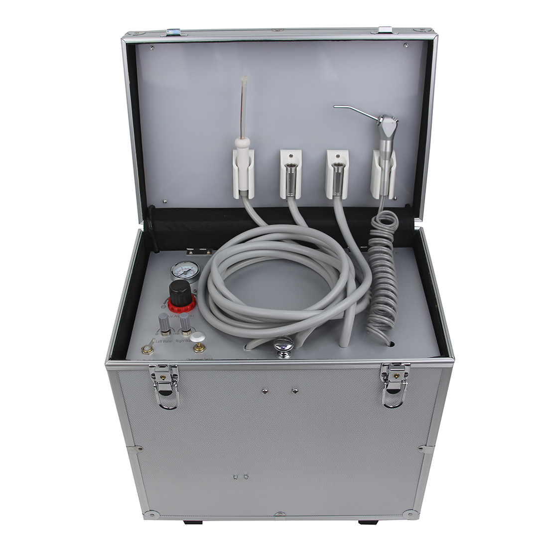 Complete Function Dental Unit with Air Compressor Suction System