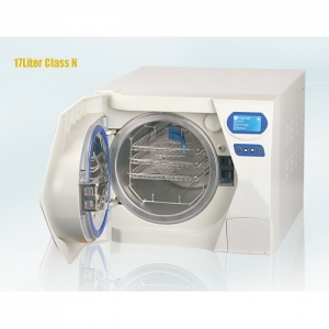 17L Class N Autoclave Sterilizer Vacuum Steam No Printer