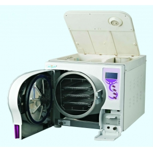 18L-III Class B Dental Vacuum Steam Autoclave Sterilizer with Pr...
