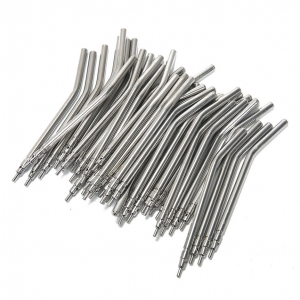 Dentist Air Syringe 100Pcs 3-Way Water Syringe Tips