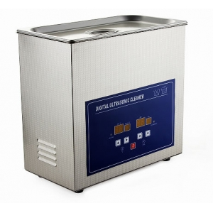 JeKen Ultrasonic Cleaner 4.5L Digital Timer PS-D30A For Dental Clinic Lab Jewelry Electronic Factory