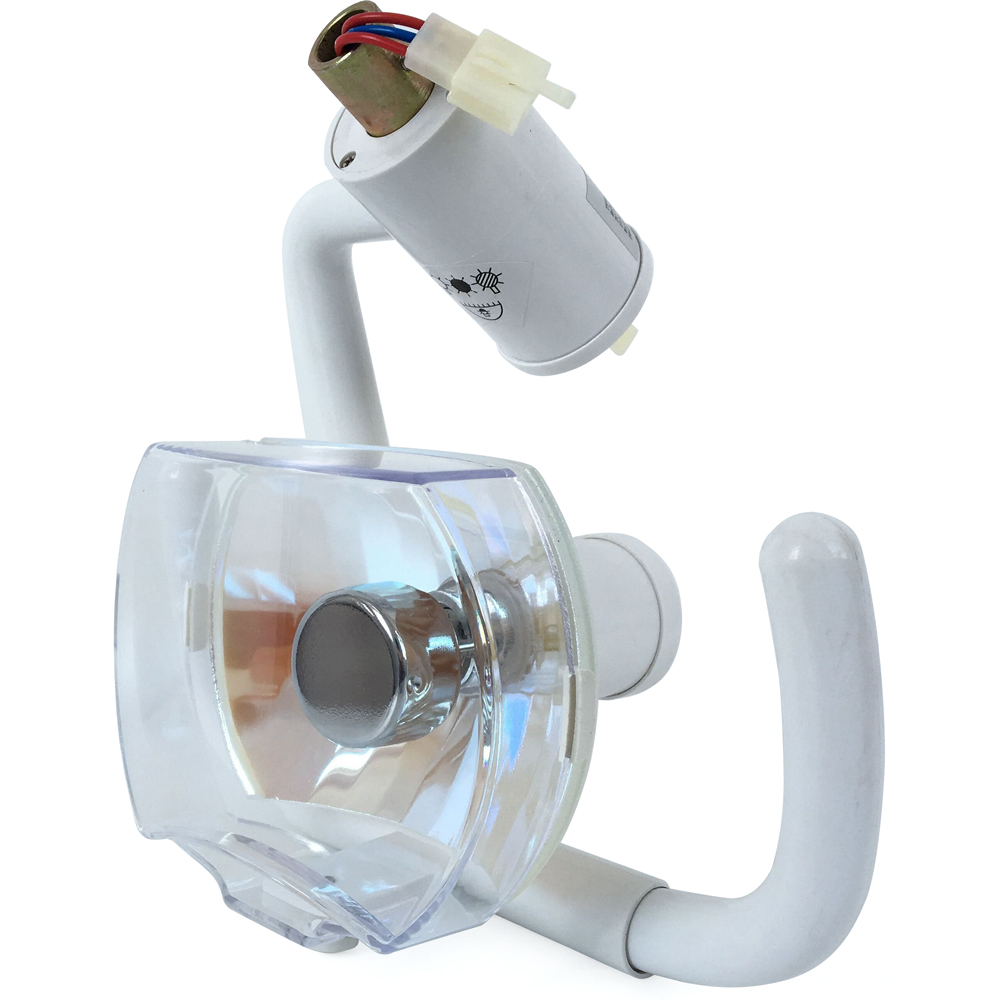 NEW Wall Hanging Dental Medical Surgical Lamp Shadowless Cold Light with 2 Lamps