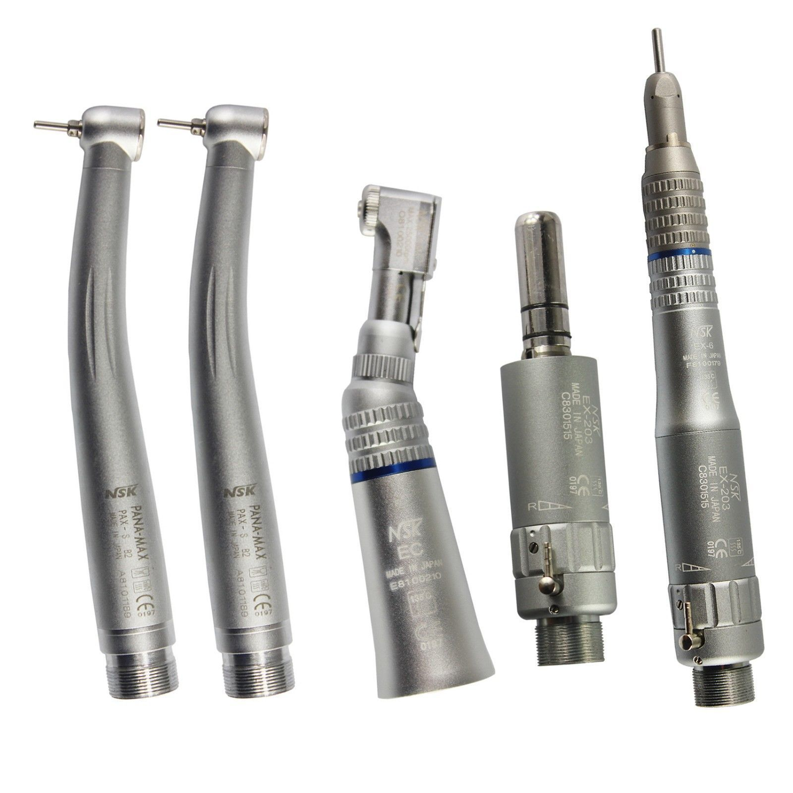Nsk High Amp Low Speed Handpiece Unit Wrench Type